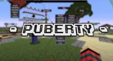 Puberty Hacked client for Minecraft 1.16.2/1.16.1