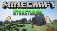 Structurize Mod for Minecraft 1.16.3/1.16.1