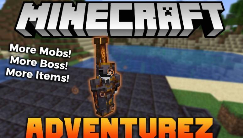 AdventureZ Mod Minecraft