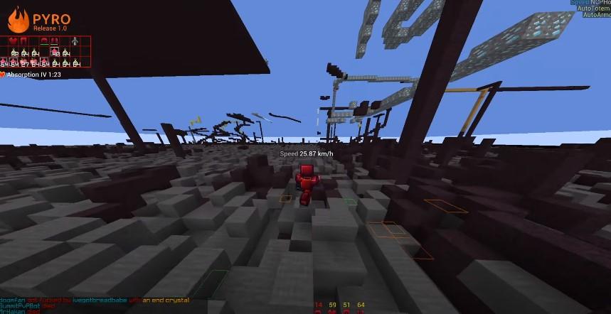 2b2t hack Minecraft