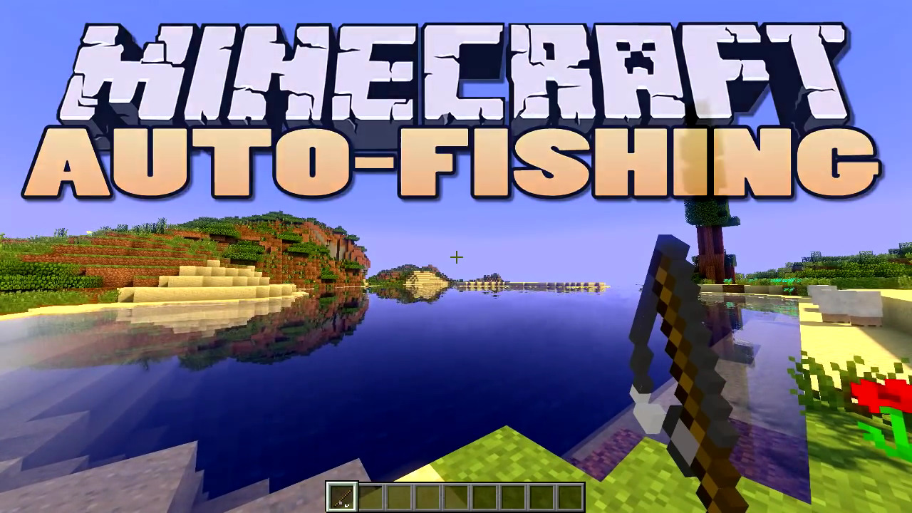 Autofish Mod Minecraft
