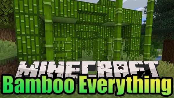 Bamboo mod Minecraft