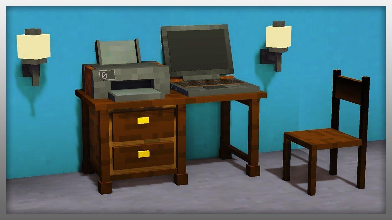 Furniture mod Minecraft 1.12.2