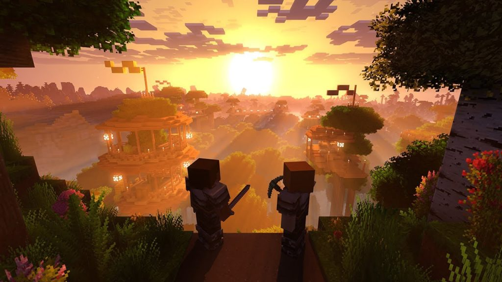 Mod for realistic Minecraft 1.12.2