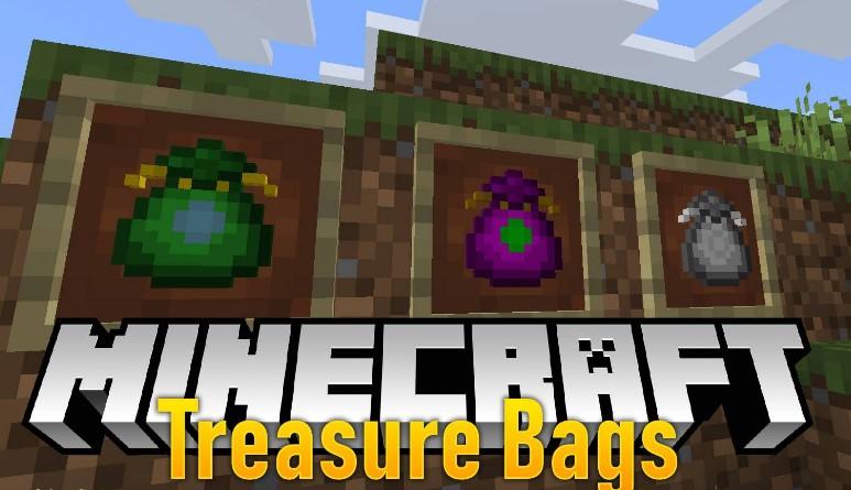 Treasure Bags Mod