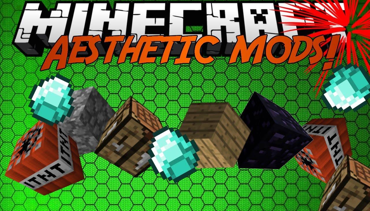 Aesthetics Mod Minecraft 1.16.5