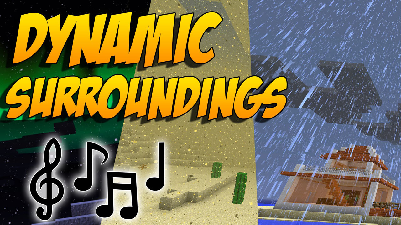 Dynamic Surroundings Minecraft