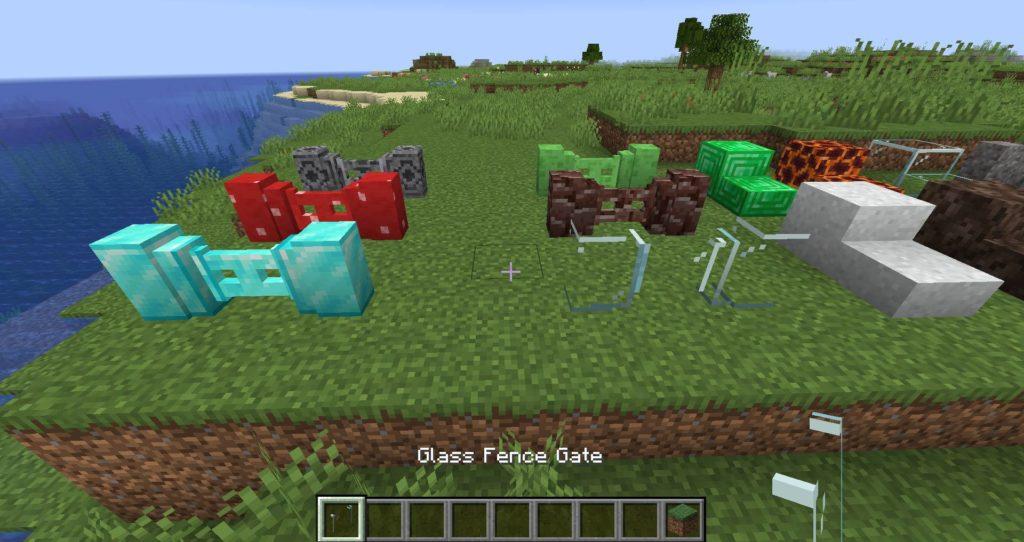 Fence Gate Minecraft
