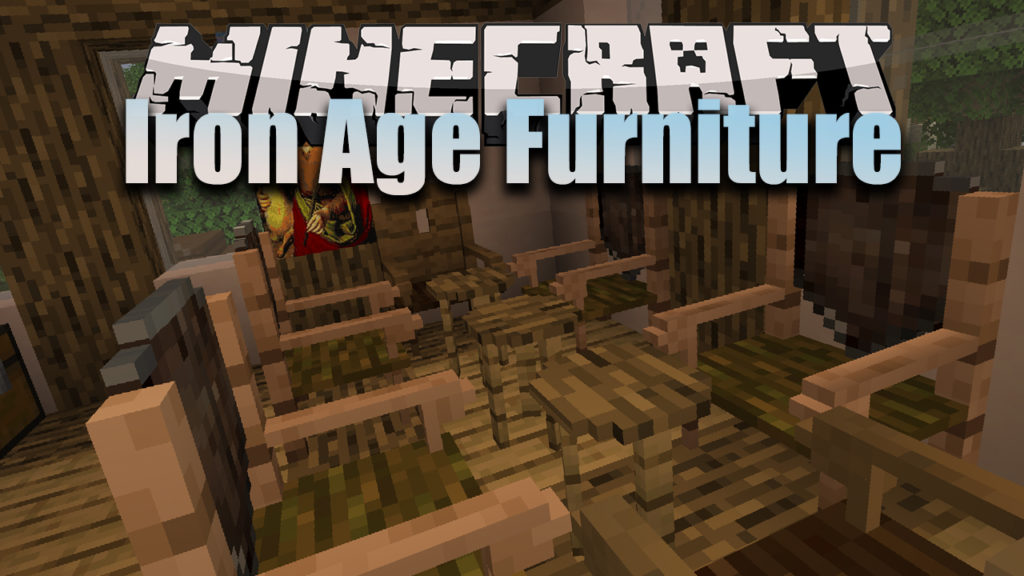 Iron Age Furniture for Minecraft