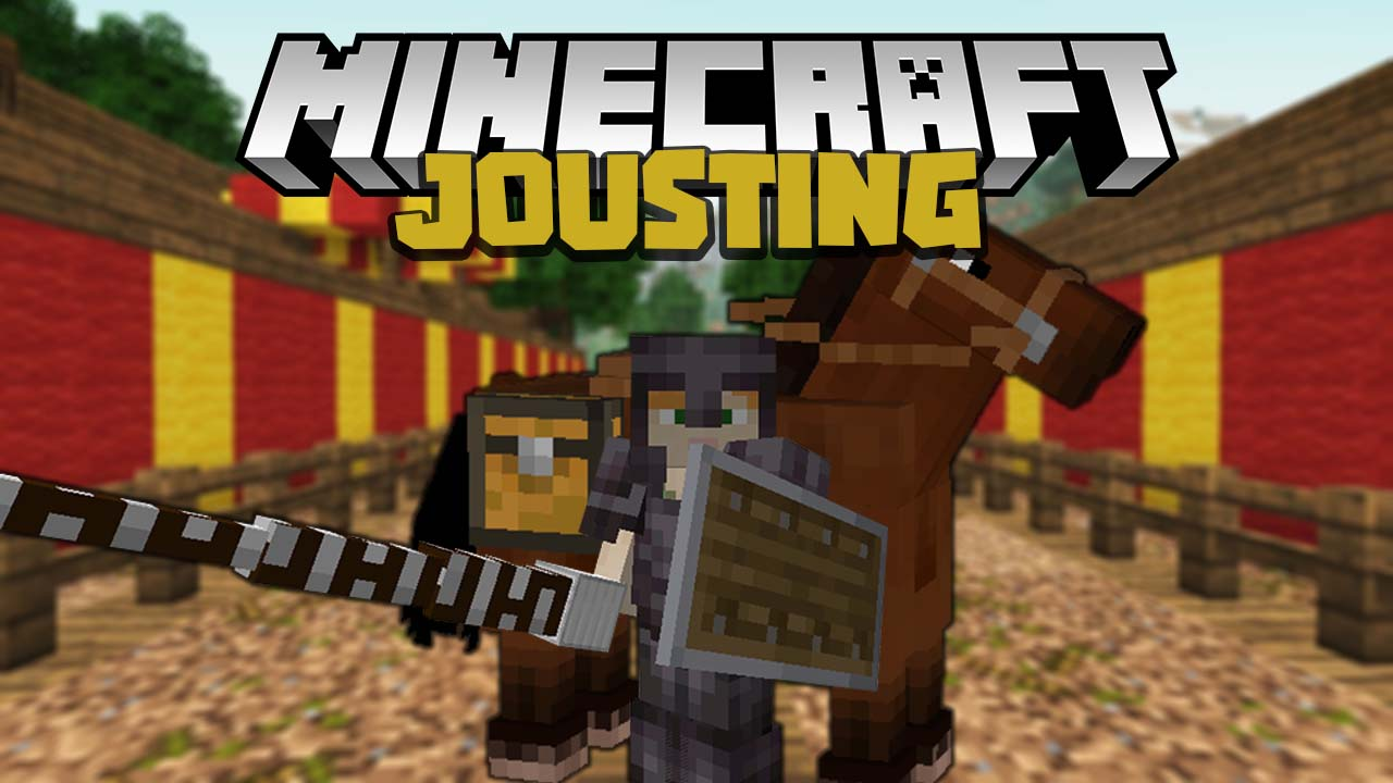 Jousting Mod for Minecraft 1.16.5