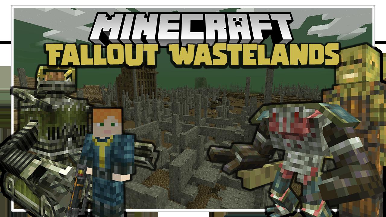 Minecraft Fallout mod