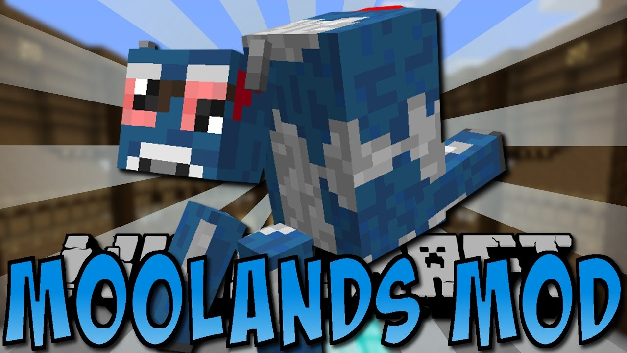 Moolands Mod Minecraft