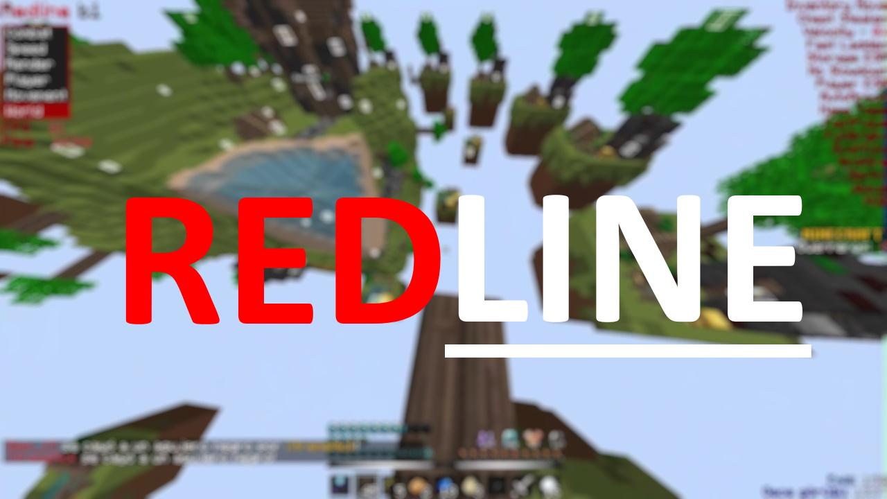 Redline Hacked client Minecraft 1.16.5