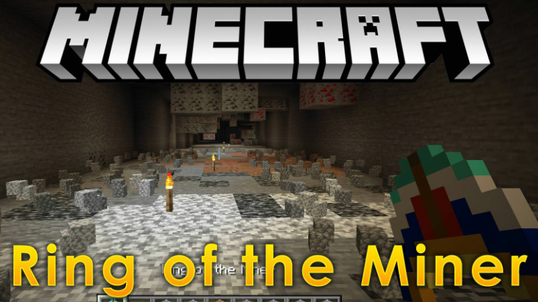 Ring of the Miner Mod