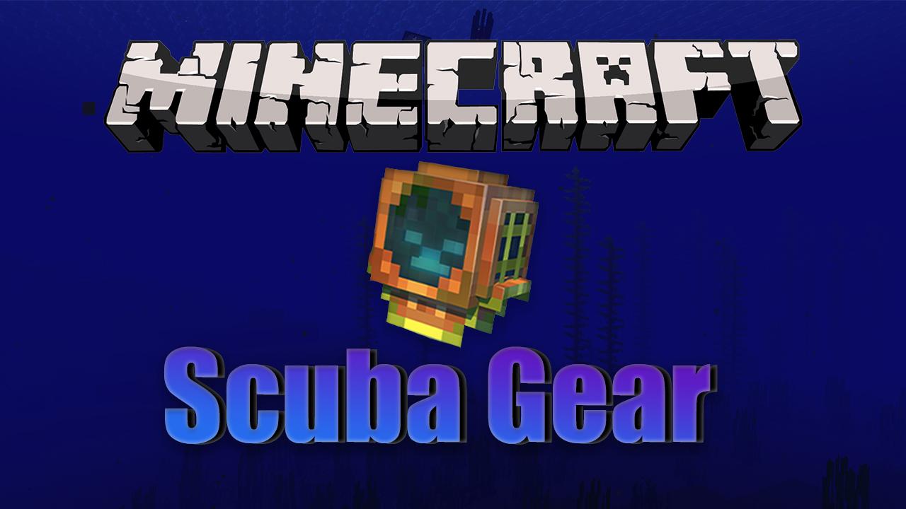 Scuba Gear Mod
