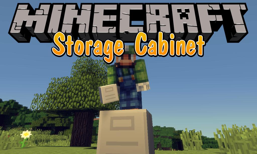 Storage Cabinet Mod