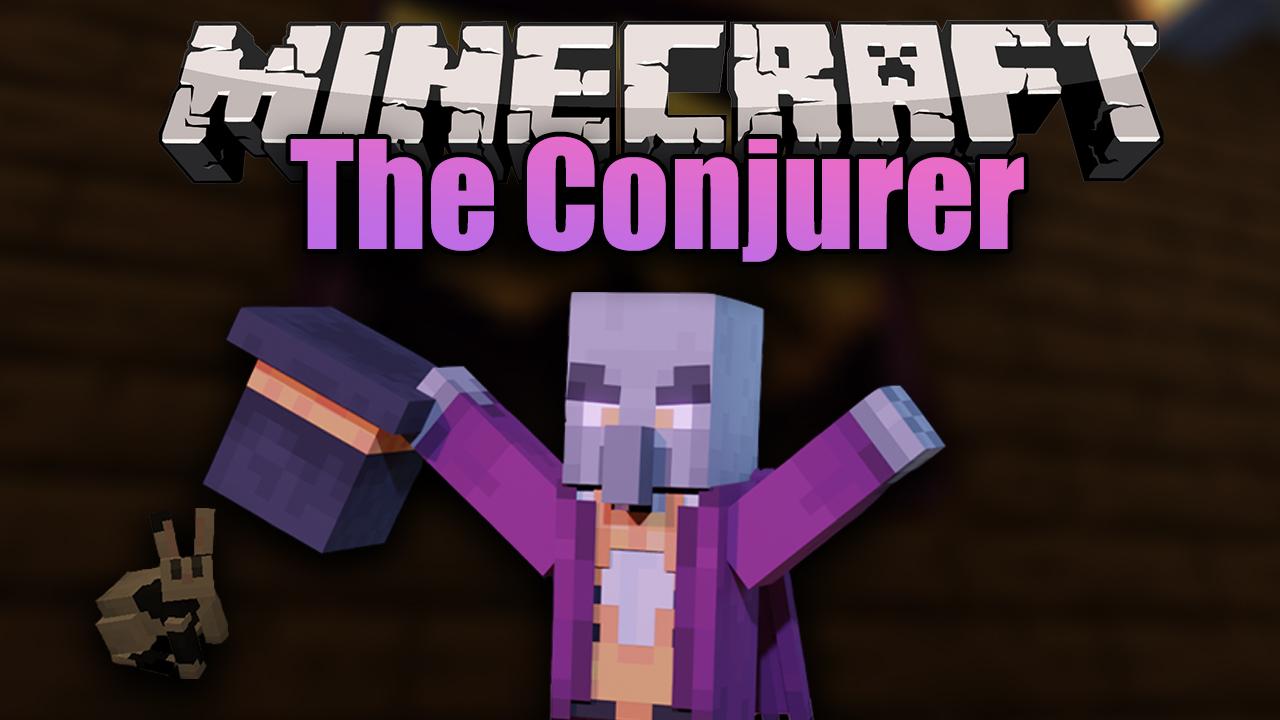 The Conjurer Mod Minecraft