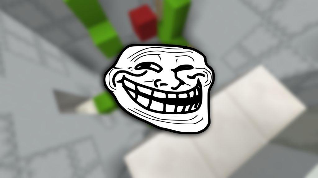 Troll Hacked client Minecraft 1.16