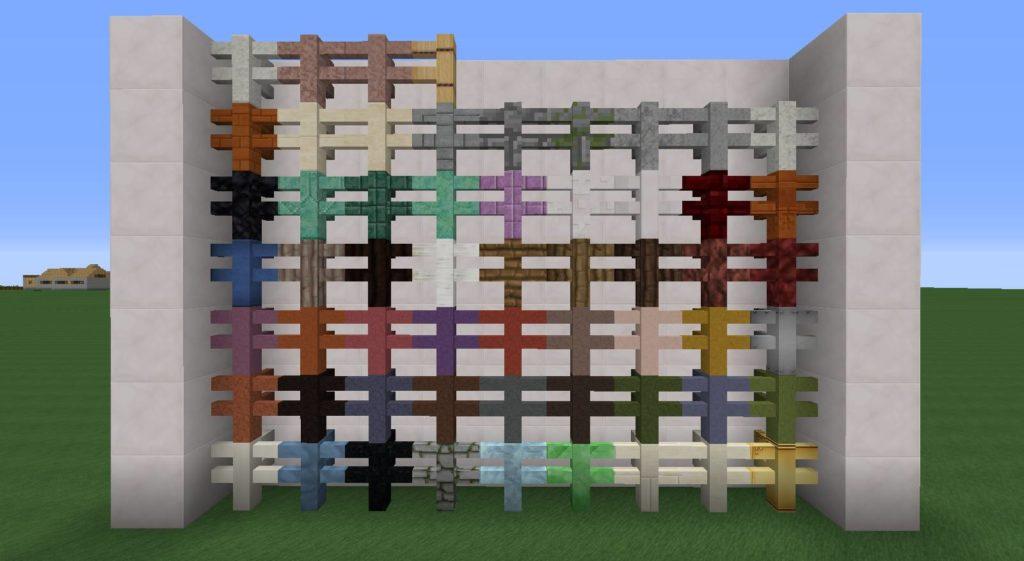 Vanilla Builders Extension mod