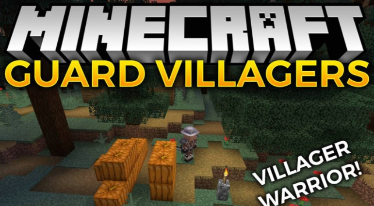 Village mod for Minecraft 1.16.4 1.16.3