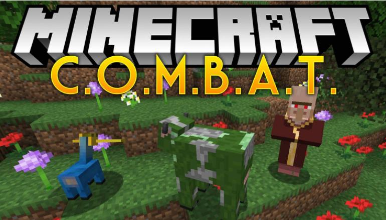 combat mod Minecraft