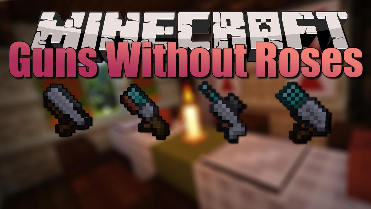 fireguns Minecraft 1.16.5 mod
