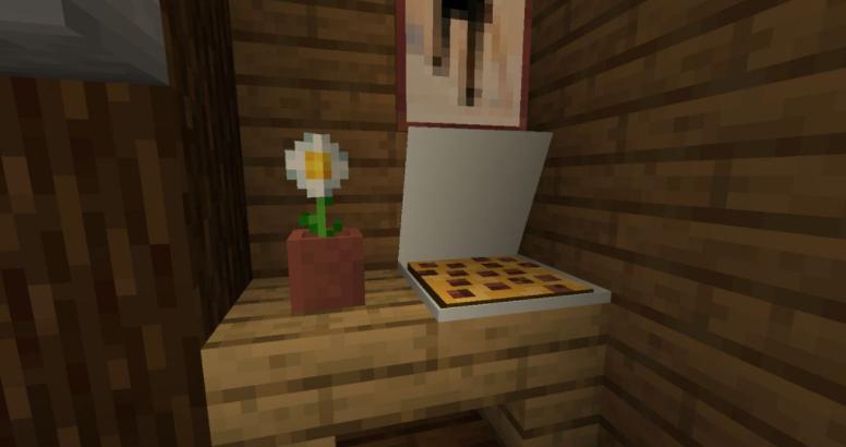 food mod Minecraft 1.16.4