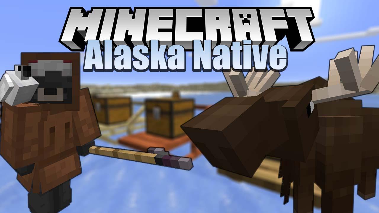 Alaska Native Mod Minecraft