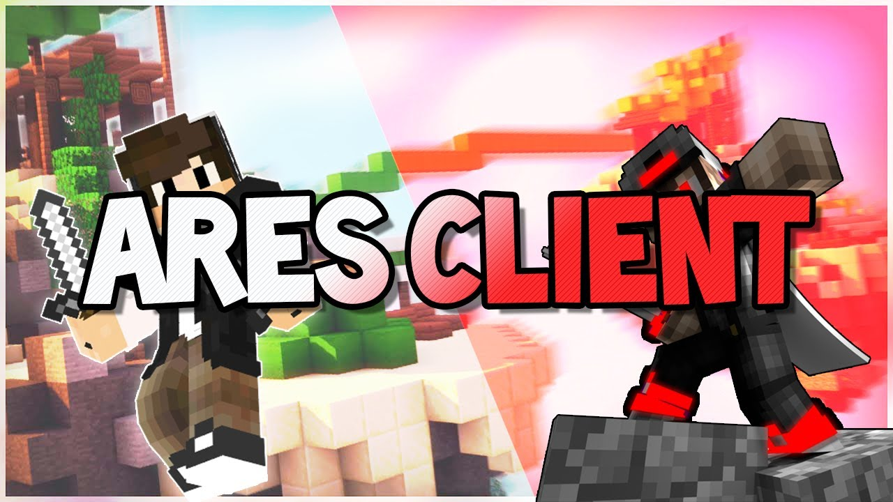 Ares hacked client for Minecraft 1.12.2