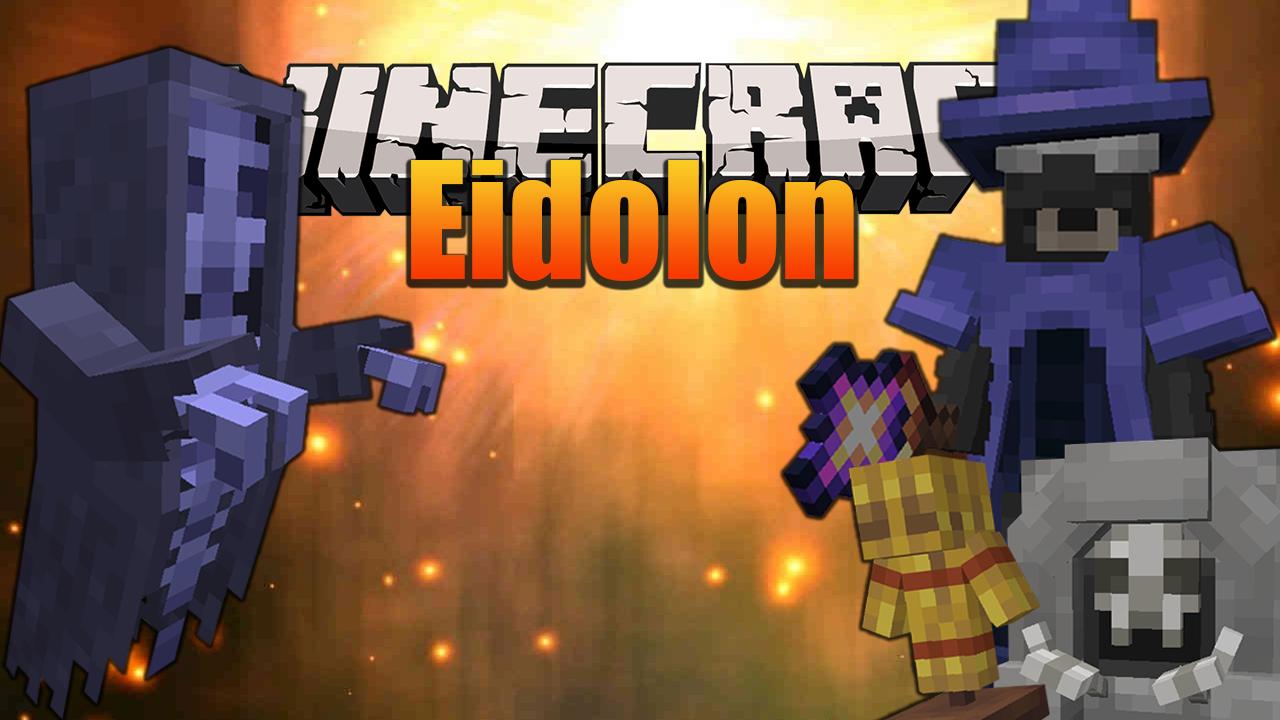 Eidolon Mod magic Minecraft