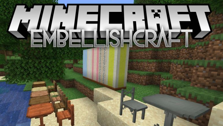 EmbellishCraft Mod Decorations