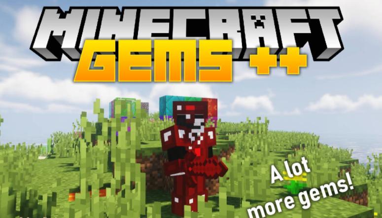 GemsPlusPlus Mod Minecraft