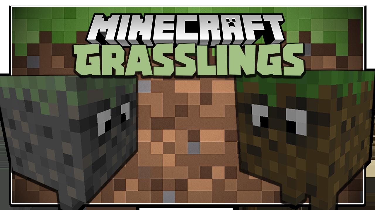 Grasslings Mod Minecraft