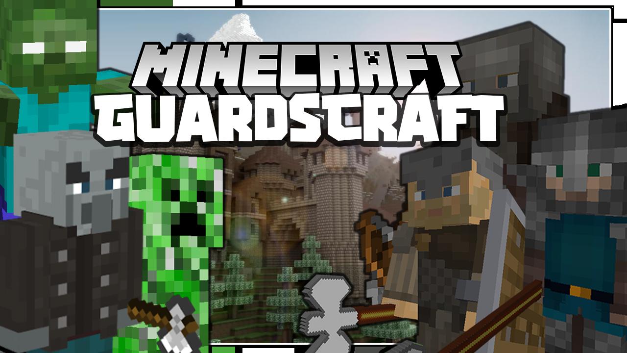 GuardsCraft Mod Minecraft