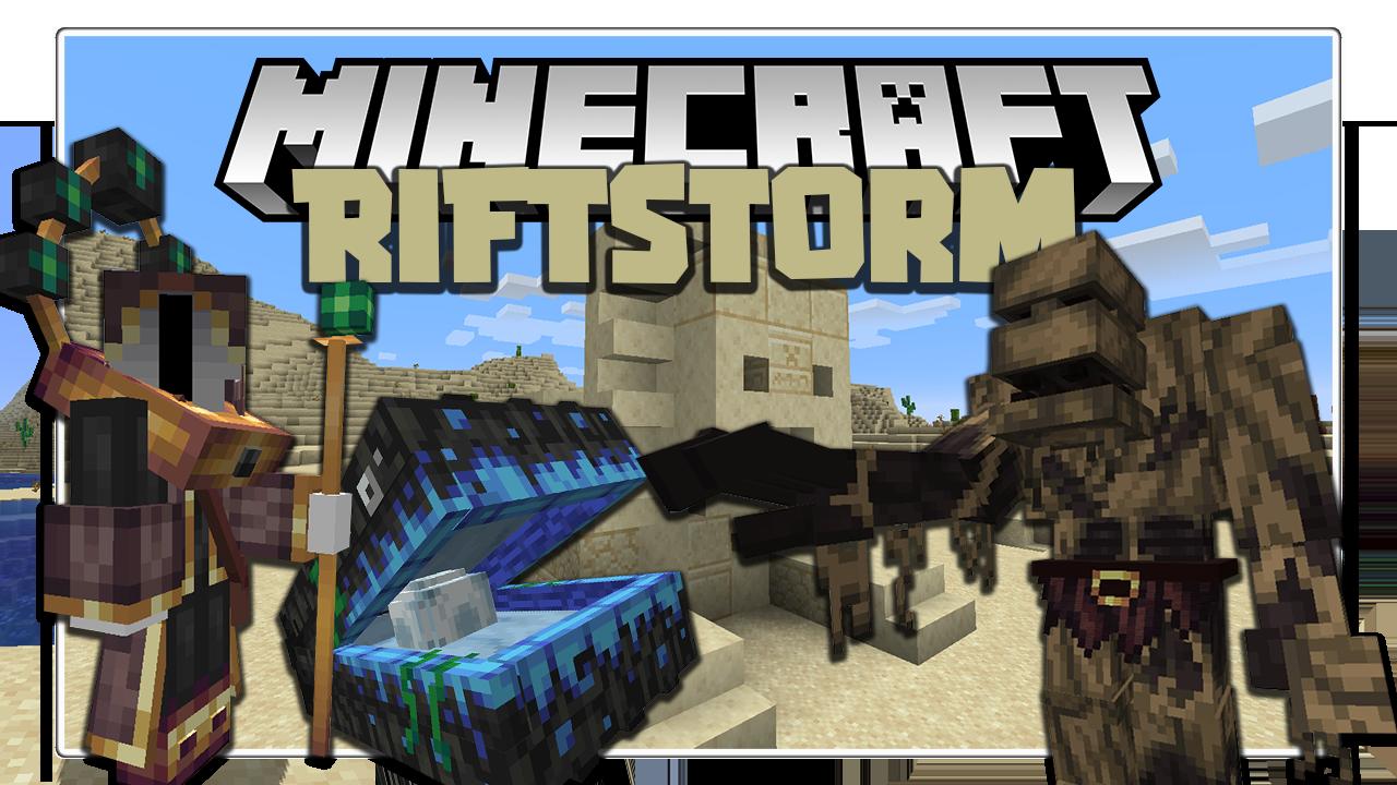 Riftstorm Mod Minecraft