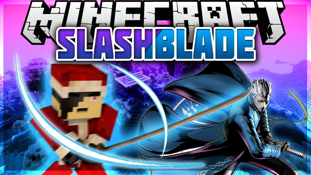 SlashBlade Mod Minecraft