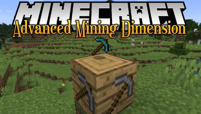 Advanced Mining Mod
