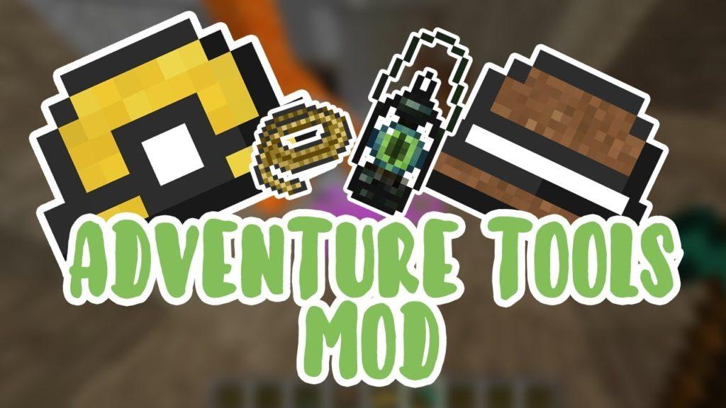 Adventure Tools Mod Minecraft