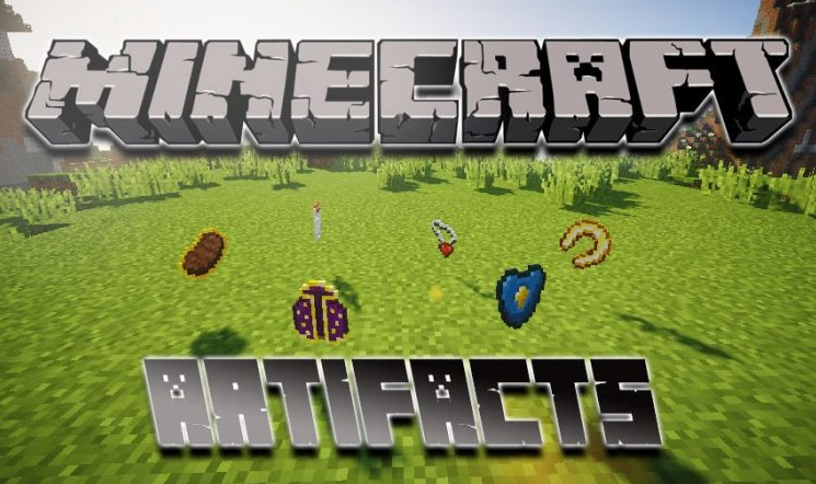 Artifacts Mod Minecraft