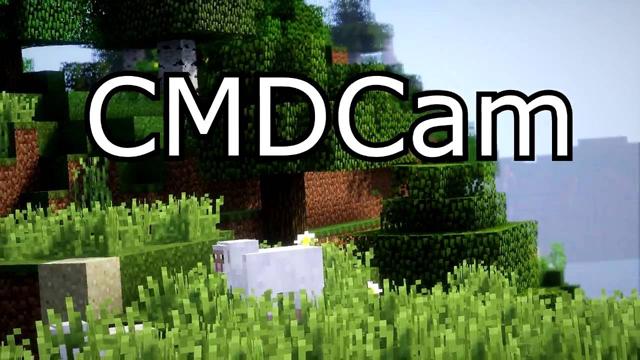 CMDCam Camera Minecraft