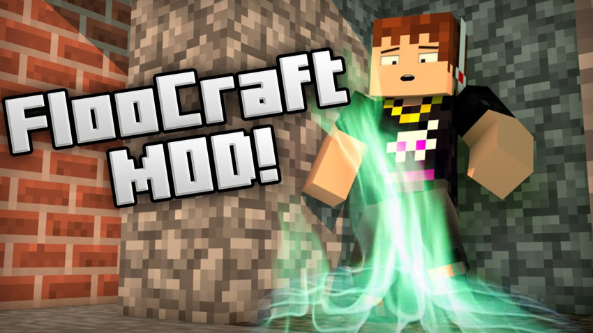 Minecraft Floocraft Mod