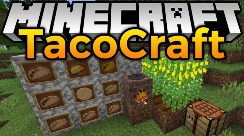 Minecraft TacoCraft Mod