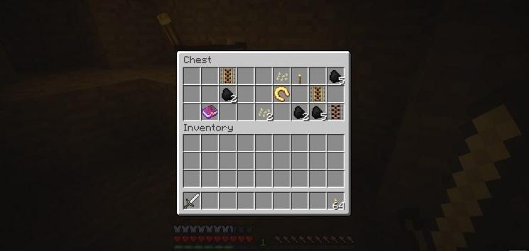 Minecraft artifacts mod