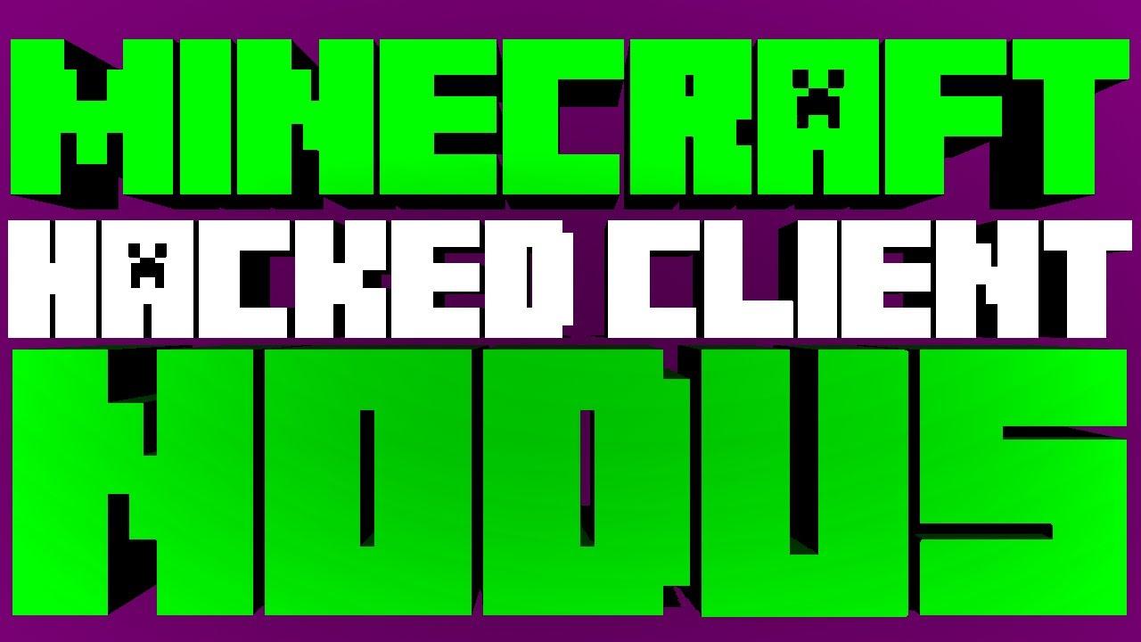 Minecraft hacked client Nodus 1.16.5