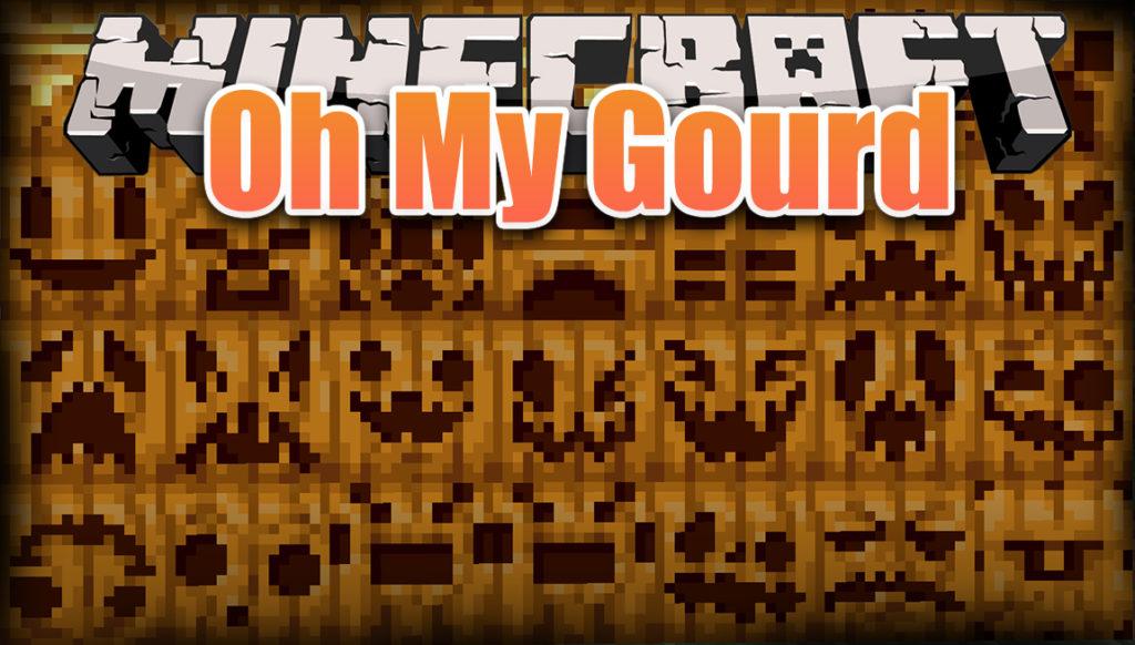 Oh My Gourd Mod Minecraft