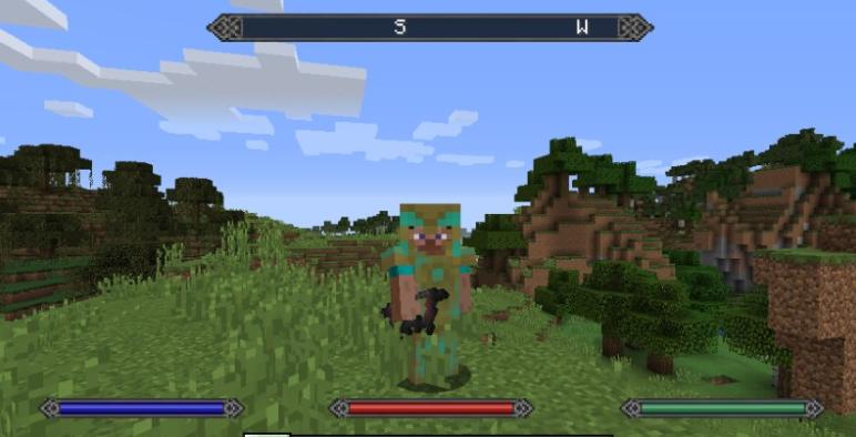 The Elder Scrolls V Skyrim Minecraft