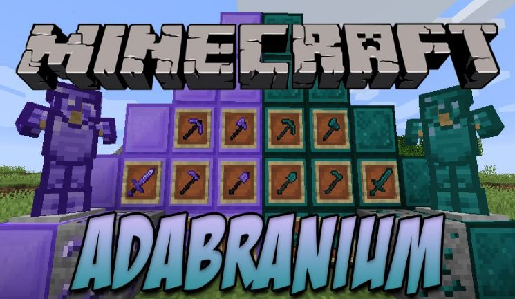 Adabraniuam Mod Minecraft