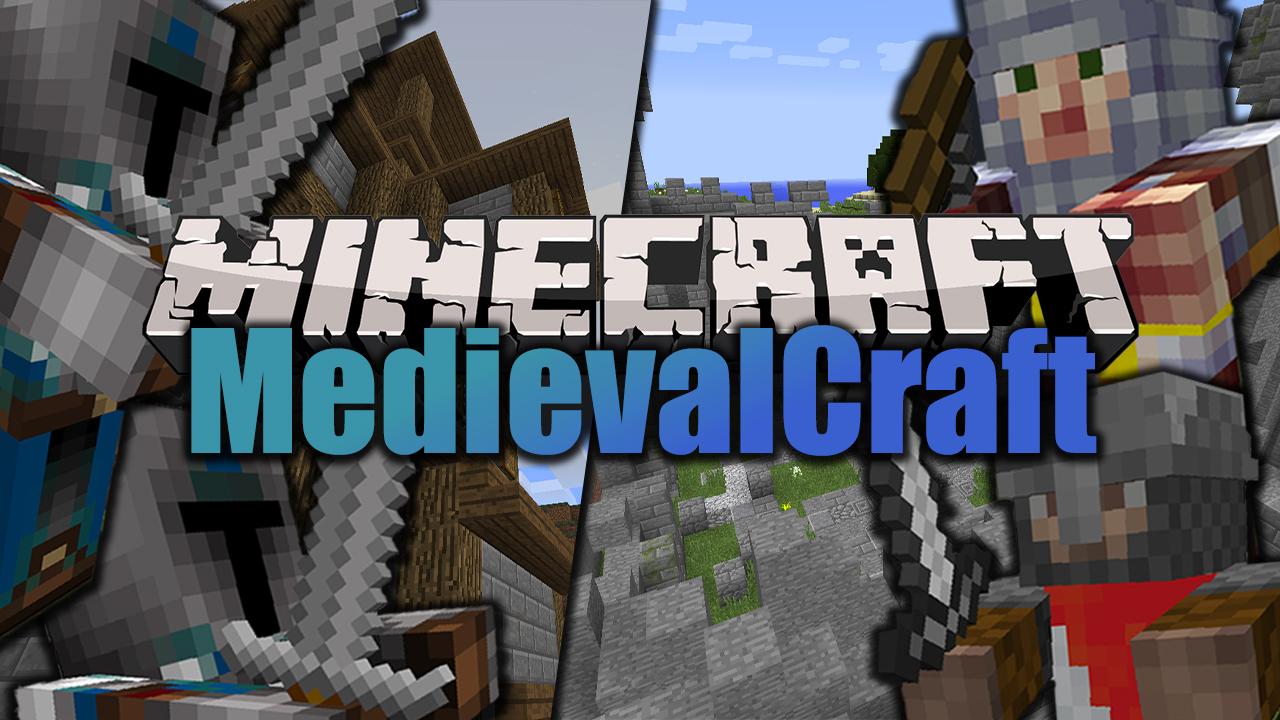 MedievalCraft Mod Minecraft