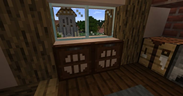 Minecraft 1.16.3 mod