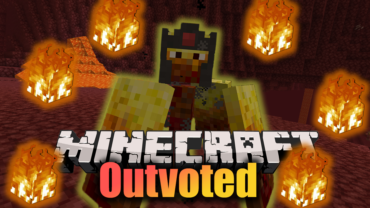 Minecraft 1.16.5 outvoted mod